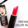 Streetwear couleur riche ultra humide lipstick- feu de votre ex