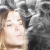 Étude: La fumée secondaire mène à un gain de poids