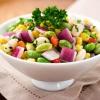 Succotash Recette Salade