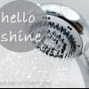 Été soins des cheveux - bases de douche