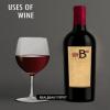 Utilisation surprenante de vin