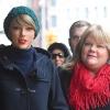 De Taylor Swift Mère Andrea a été diagnostiqué avec le cancer