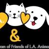 Le premier magasin de compagnie 100% dédié à des animaux à des refuges ville de Los Angeles