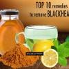 Top 10 des remèdes pour enlever des points noirs