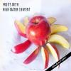 Top 7 des fruits avec la plus haute teneur en eau