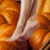 Traitez vos pieds pour un Pumpkin Spice Latte