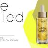 Nous avons essayé: Renouvellement de L'Oréal Paris Age Perfect Glow