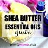 Beurre de Karité Huile d'Amande Body Butter Recette pour une peau superbe