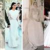 Quand at-une robe de mariage blanc devenu un symbole de la virginité?