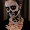 Vous pouvez le faire Maquillage Tutoriel Halloween Squelette avec le maquillage Vous Déjà propre