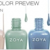 Zoya Collection Printemps 2012 - True