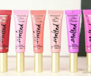 Too Faced Lipsticks fondues